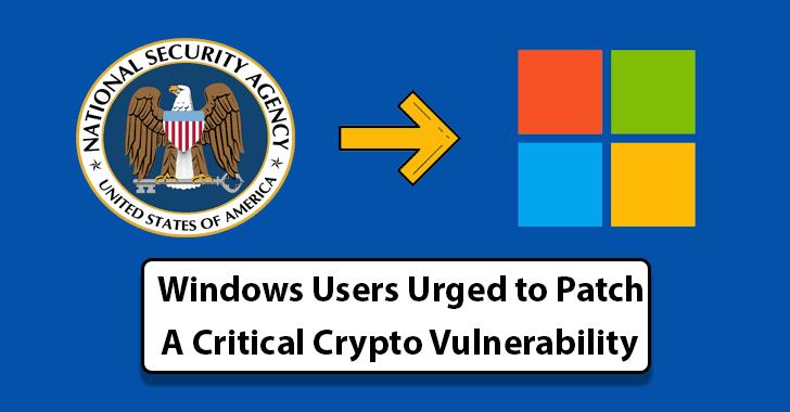 Windows 10 Security Patch